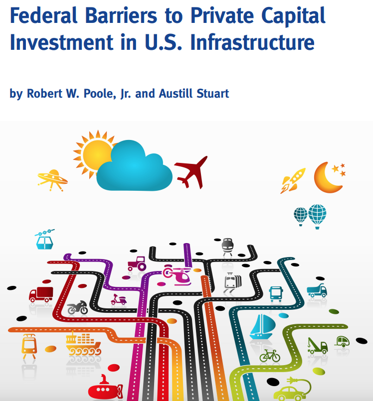 federal barriers infrastructure investment