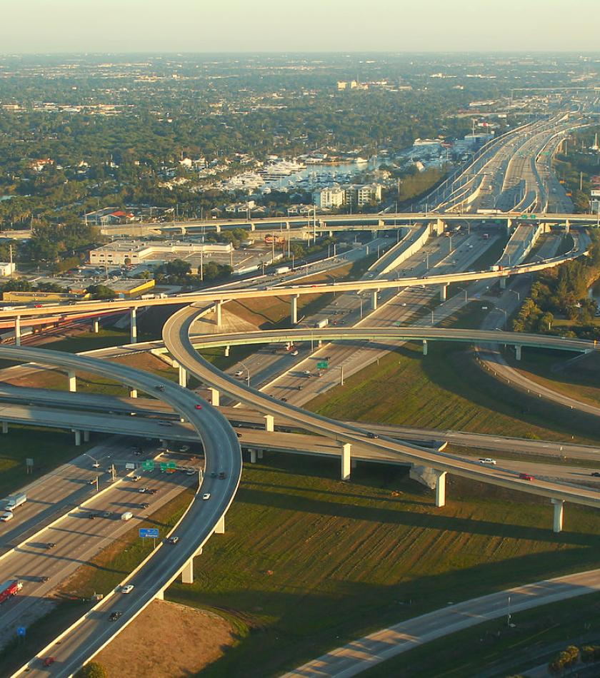 florida's I-595 is a p3 success story